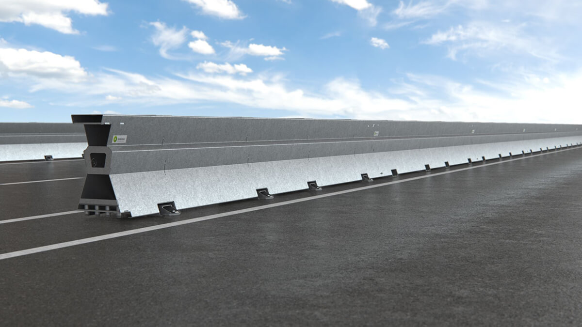 Liddell Leasing - SafeZone Barrier Systems