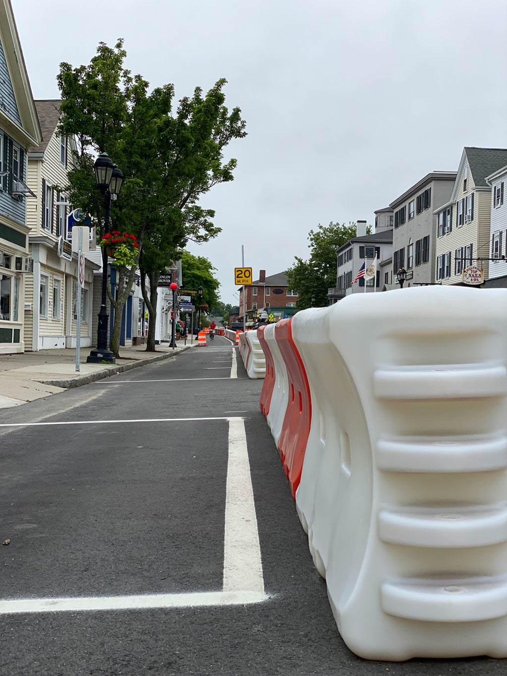 liddell leasing crowd control traffic control water barriers
